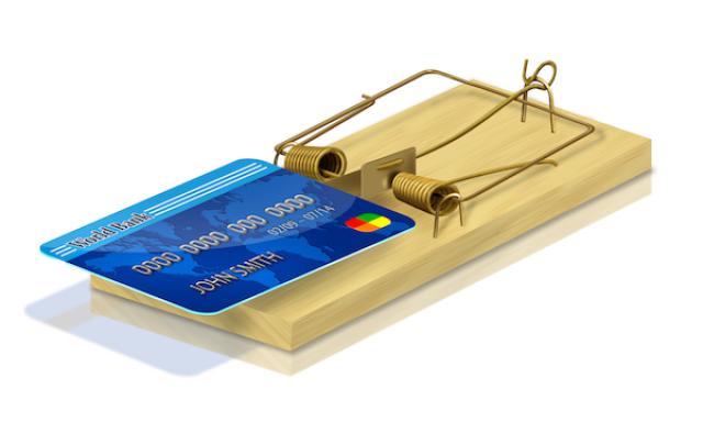 信用卡-循環利息-信用卡習慣只繳最低金額?小心循環利率壓垮你